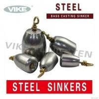 Wholesale Steel Bass Casting Sinker from china suppliers
