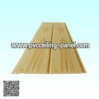 Wholesale Wooden design ceiling plaster board from china suppliers