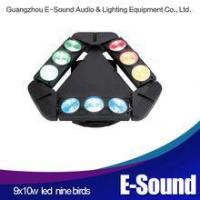 Wholesale High quality and new product 9 birds 9X10w led beam light from china suppliers