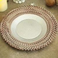 Wholesale Hot selling china charger plate for wedding decoration from china suppliers