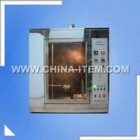 Wholesale Lab Needle Flame Tester for IEC60695, Flammability Test Machine Needle Flame Tester for IEC60112 from china suppliers