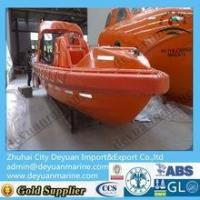 Lifeboat&Rescue Boat 15Person Inflatable boat Fender Fast Rescue Boat