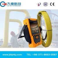 Oil and Gas Pipeline Valve Inspection Camera