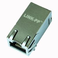 Wholesale ARJ11F-MASF-AB-A-FL2 RJ45 10/100/1000 Base-T Jack With Magnetic Module from china suppliers