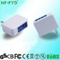 Wholesale with folding plug USA JP FY0502000 5V 2A usb power adapter from china suppliers