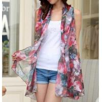 China Wholesale beach women silk scarf on sale