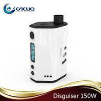 Wholesale 2016 USA Hottest Selling Original Movkin Disguiser 150W Box Mod/150W Temp Control from china suppliers
