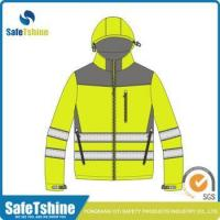 Wholesale OEM service customized breathable fluorescent jacket for winter from china suppliers