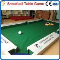 Wholesale 2016 new game snooker ball table,billiard soccer ball game from china suppliers