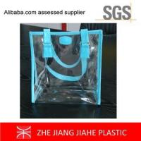 Wholesale PVC Fashion tote bag pvc bag from china suppliers