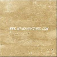 Wholesale International Marble ID80 Beige Travertine from china suppliers