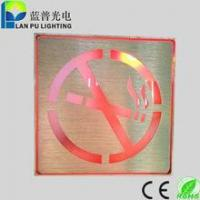 Wholesale Led Indicator Light led wall indicator light of No Smoking from china suppliers