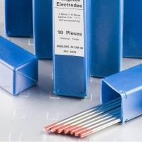 Wholesale WT20 Polished Red Tip Thorium Tungsten Electrodes for TIG Welding from china suppliers