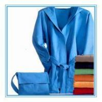 Wholesale light weight packable robe,bath robe,microfiber bath robe from china suppliers
