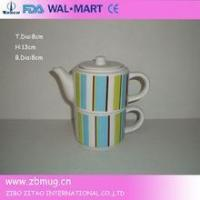 chinese tea cup flower pot