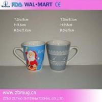 Wholesale promotion eco coffee ceramic mug with handle from china suppliers