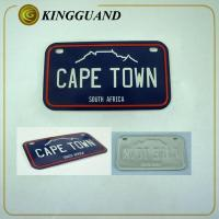 Wholesale CAPE TOWN blue background cool car stickers from china suppliers