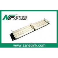 Wholesale NT-P048 19Inch Wiring Panel from china suppliers