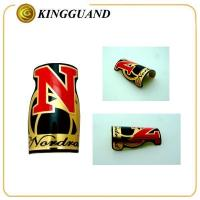 Wholesale Custom Attractive special shape red Adhesive dirt bike body sticker from china suppliers