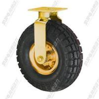 Wholesale [industrial 27 series] - black pneumatic rubber (ER) yellow zinc directional wheel from china suppliers
