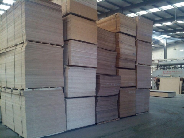 Timber hdf high density fiberboard of item
