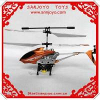 Wholesale FH355 Rescue game with basket & light pull string 3.5CH rc helicopter from china suppliers