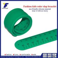 Wholesale Slap Silicone Ruler Band from china suppliers