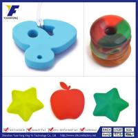 China Manufacturer Silicone Pendant Power Balance Wholesale Food Grade Silicone Pendant Mold