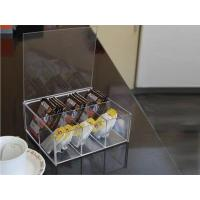 Wholesale Acrylic Teabag Box from china suppliers