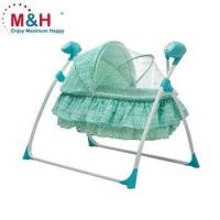 China Baby Electric Cradle automatic swing baby crib baby bed swinging crib on sale