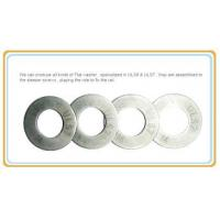 Wholesale Rail Nylon Insulator Single coil spring washer from china suppliers