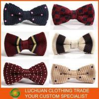 Wholesale Top Quality Knitted Bow Tie from china suppliers