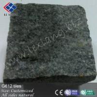 Wholesale G612 blue natural stone cube from china suppliers