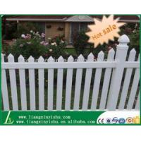 Wholesale PVC Cutting Picket Fence from china suppliers