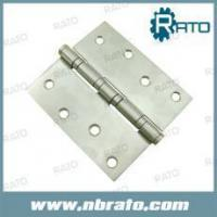 Wholesale RH-137 Stainless Steel 4BB Flat Door Hinges from china suppliers