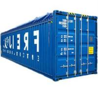 Wholesale 40ft Plastic Roof open top container Logistics Equipment from china suppliers