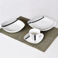Wholesale 16pcs dinnerware/dinnerware set with decal/ceramic dinnerware from china suppliers