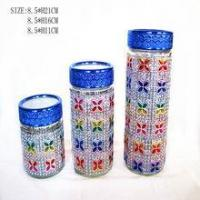 Wholesale kitchen tea coffee sugar canisters from china suppliers