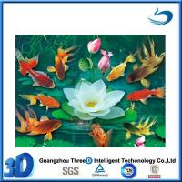 Wholesale Ocean High resolution decorative ocean animal sea turtle 3d poster from china suppliers