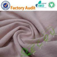 Wholesale eco-friendly knitted hemp cotton blend fabric from china suppliers