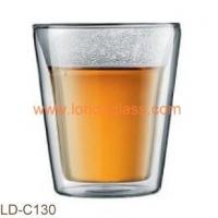 Wholesale coffee glass cups from china suppliers