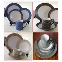 Wholesale K8117 S/16 ceramic tableware stocks from china suppliers
