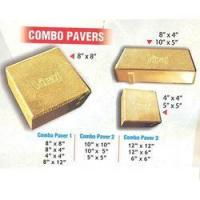 Wholesale PVC Combo Paver Moulds from china suppliers