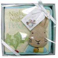 Wholesale Night Night Peter Rabbit Luxury Cloth Book - Beatrix Potter from china suppliers