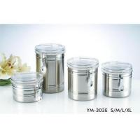 Wholesale Stainless Steel Canisters from china suppliers