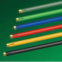 Wholesale T8 Colorful Straight Fluorescent Tube ( Red &Yellow &Blue &Green) from china suppliers
