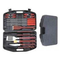 Wholesale wood handle bbq tool sets (16) from china suppliers
