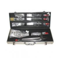 Wholesale BBQ Tool Sets 5pc Stainless Steel BBQ S from china suppliers