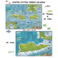 Wholesale US Virgin Islands (Laminated) from china suppliers