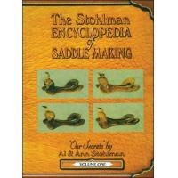 Wholesale Books Stohlman Encyclopedia of Saddle Making, Vol. 1 from china suppliers